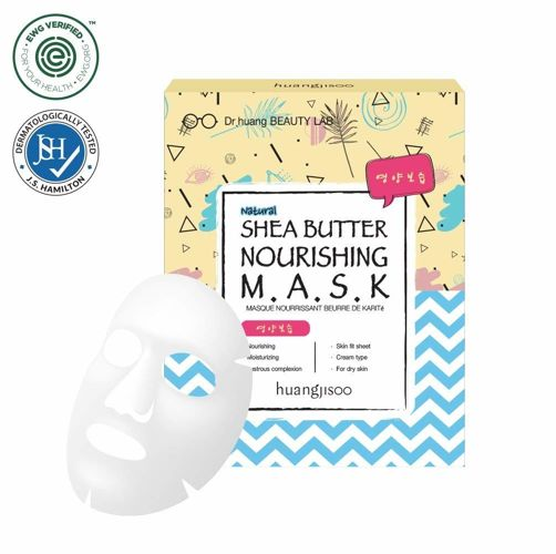 Huangjisoo Mask Shea Butter Nourishing 25 ml