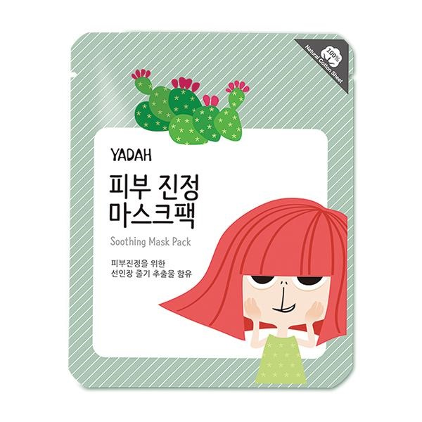 Yadah soothing mask 25 ml
