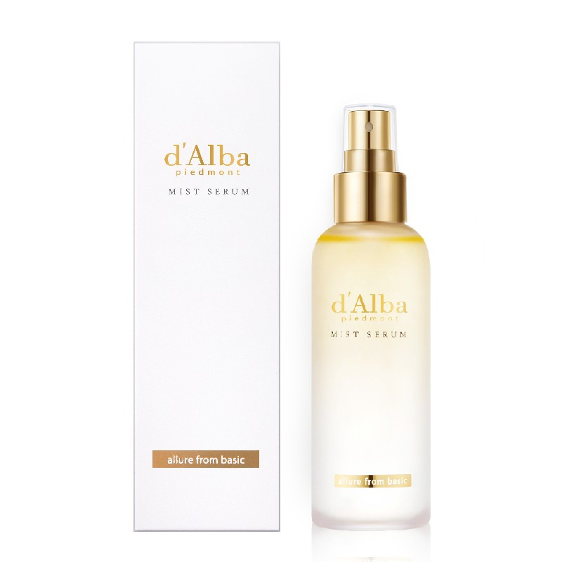 d'ALBA White Truffle Mist Serum 100 ml