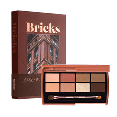 Heimish Eye Palette Brick  Brown 7,5 gr - palety cieni do oczu