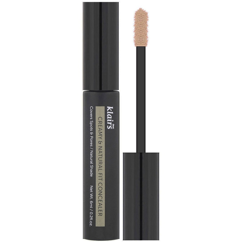 KLAIRS Creamy & Natural Fit Concealer 6 ml